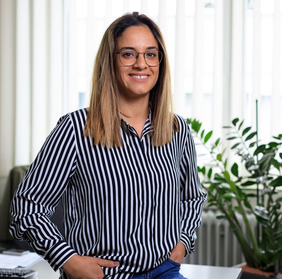 Gloria Beljakovic, Assistenz QMB/UMB, Marketing, Fuhr- und Maschinenpark