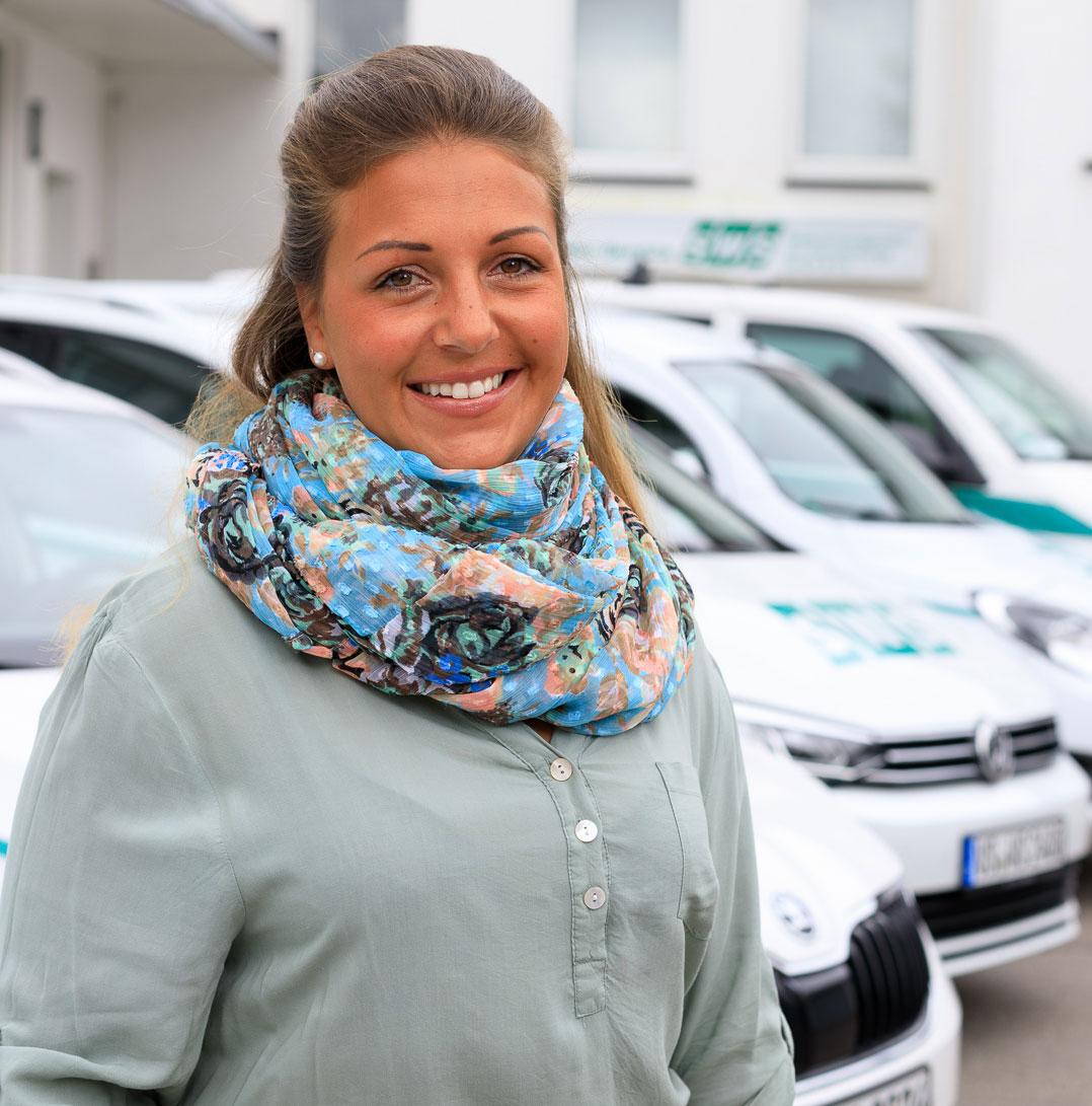 Lisa Baumann, Objektleitung Villingen-Schwenningen