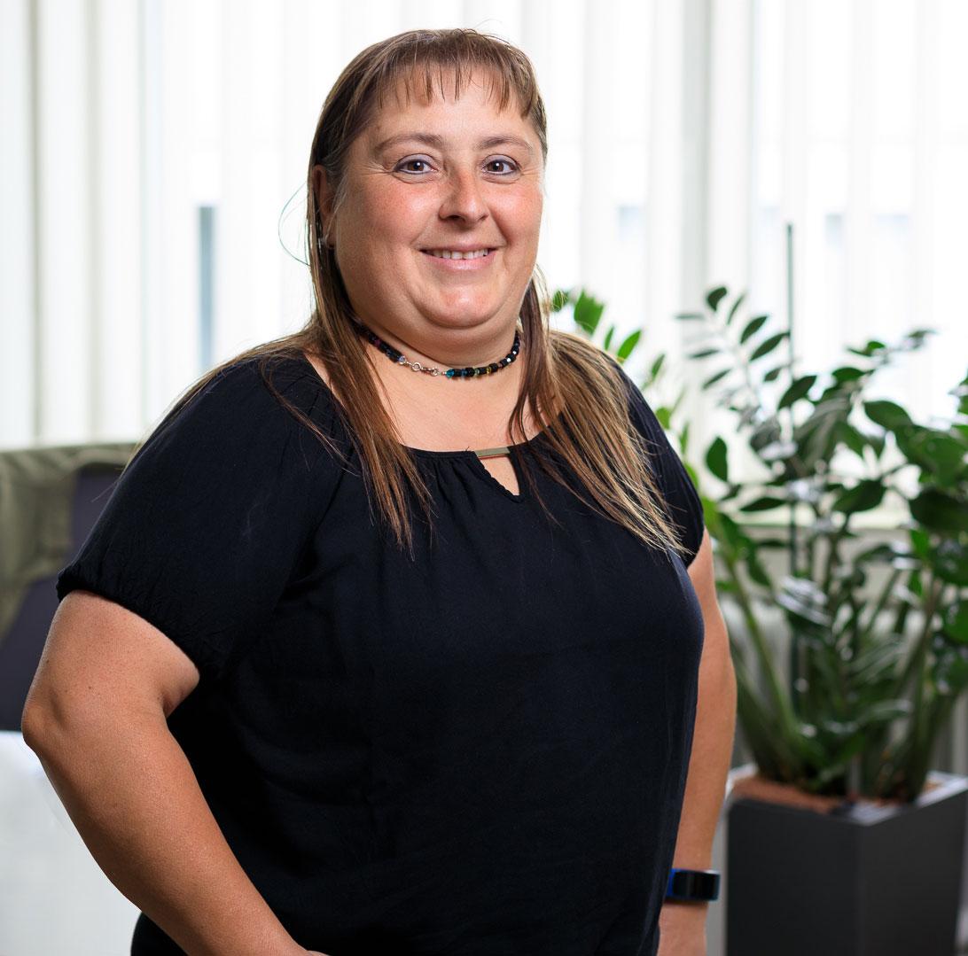 Sandra Fürderer, Verwaltung Villingen-Schwenningen, Koordinierung Glas- und Sonderreinigung