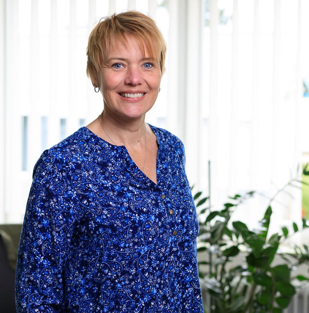 Annette Hauß, Verwaltung Konstanz, Auftragsbearbeitung/Administraion/ Fakturierung