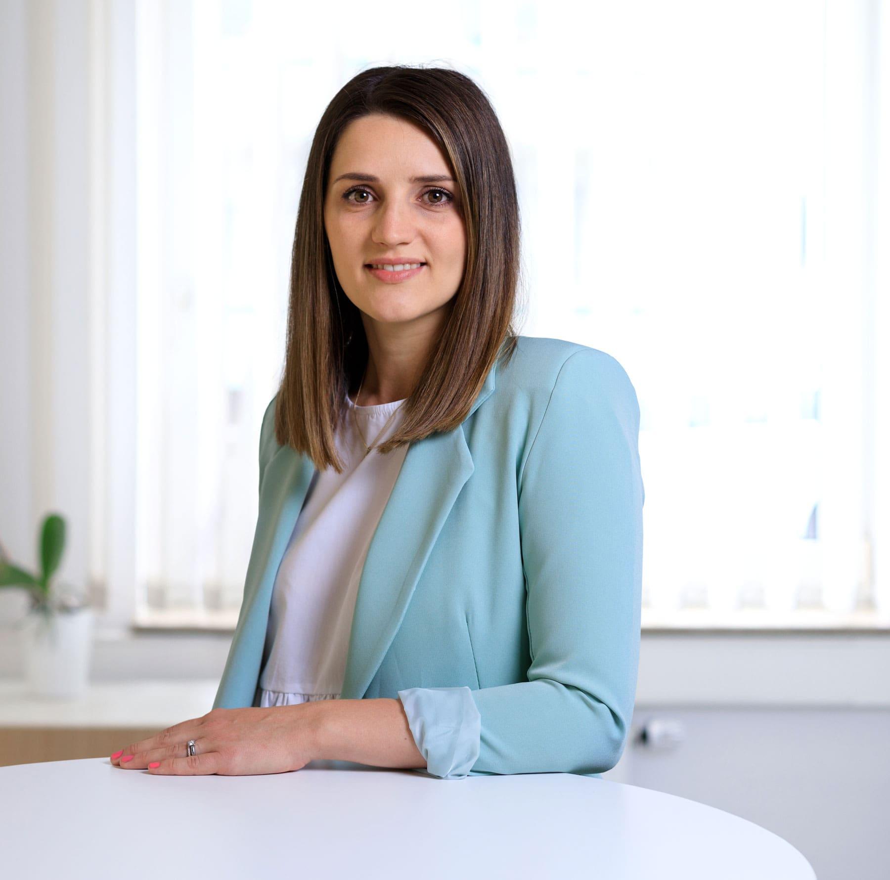 Irene Jaufmann, Assistenz GL
