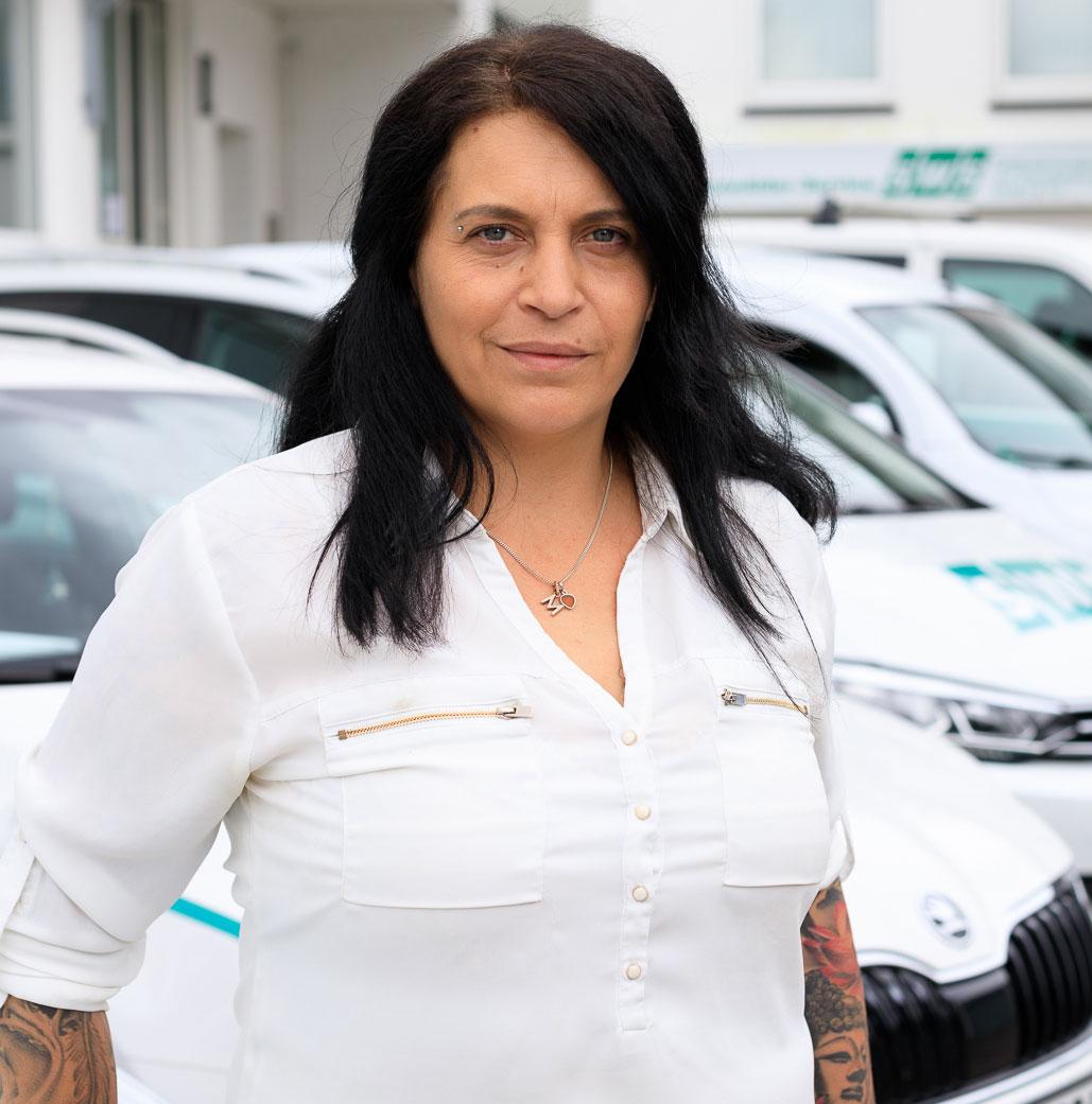 Sandra Weiß, Objektleitung Villingen-Schwenningen