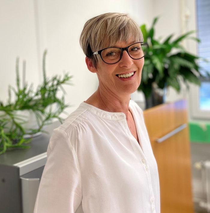 Claudia Hille-Thompson, Auftragsbearbeitung / Administraion Verwaltung Konstanz